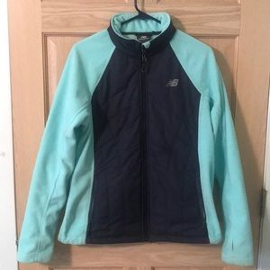 New balance aqua jacket size L